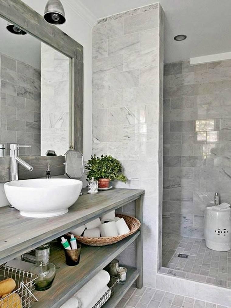 ba os peque os 36 ideas para espacios estrechos On ideas para lavabos pequenos