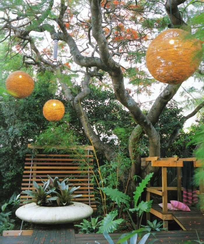 Adornos jardin e ideas originales en 100 im genes for Jardines originales
