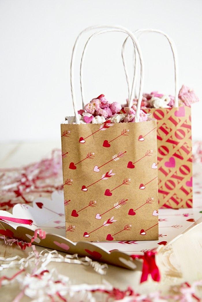 bolsas llenas caramelos regalos sorprendentes ideas