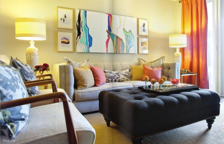 bonitos colores decorar salon
