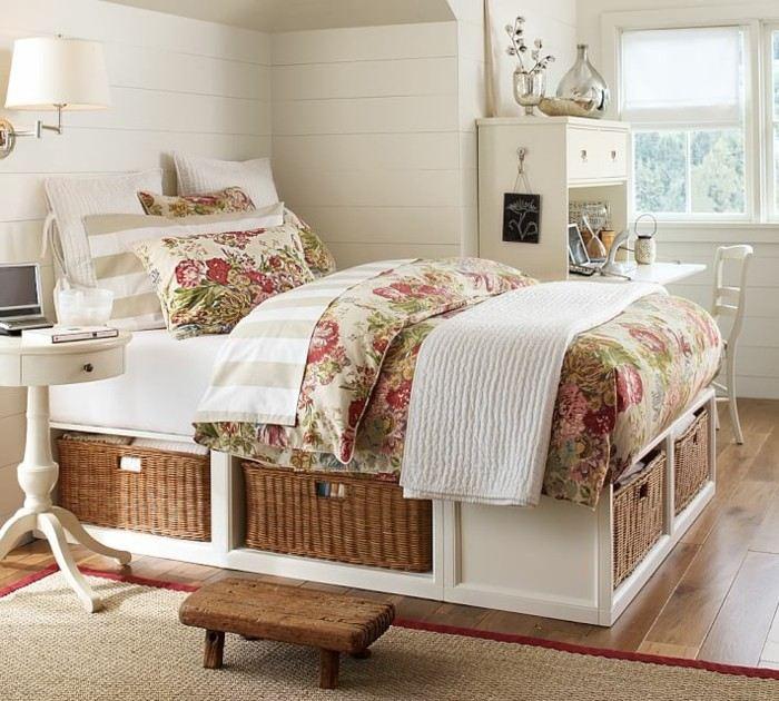 cama alta madera taburete para ninos subir ideas