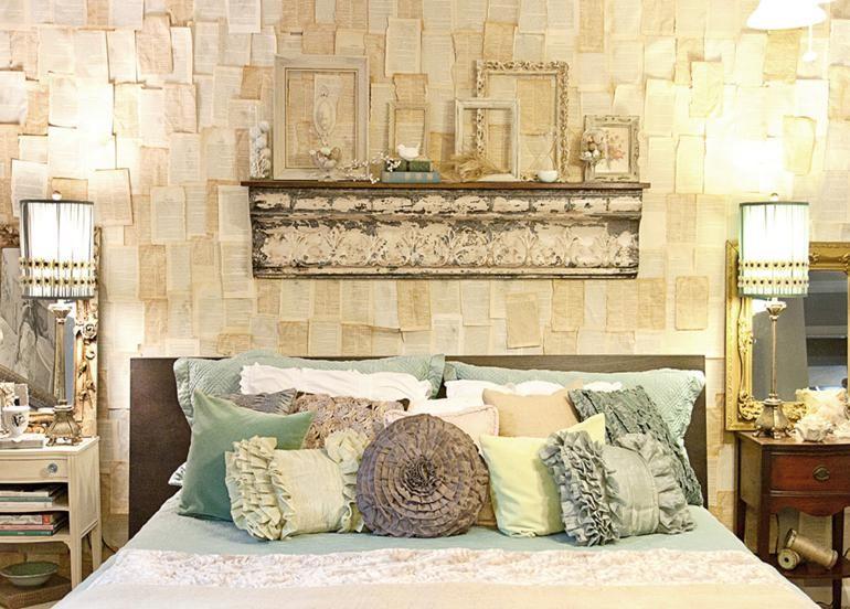 Habitaciones vintage - ideas para una decoración retro