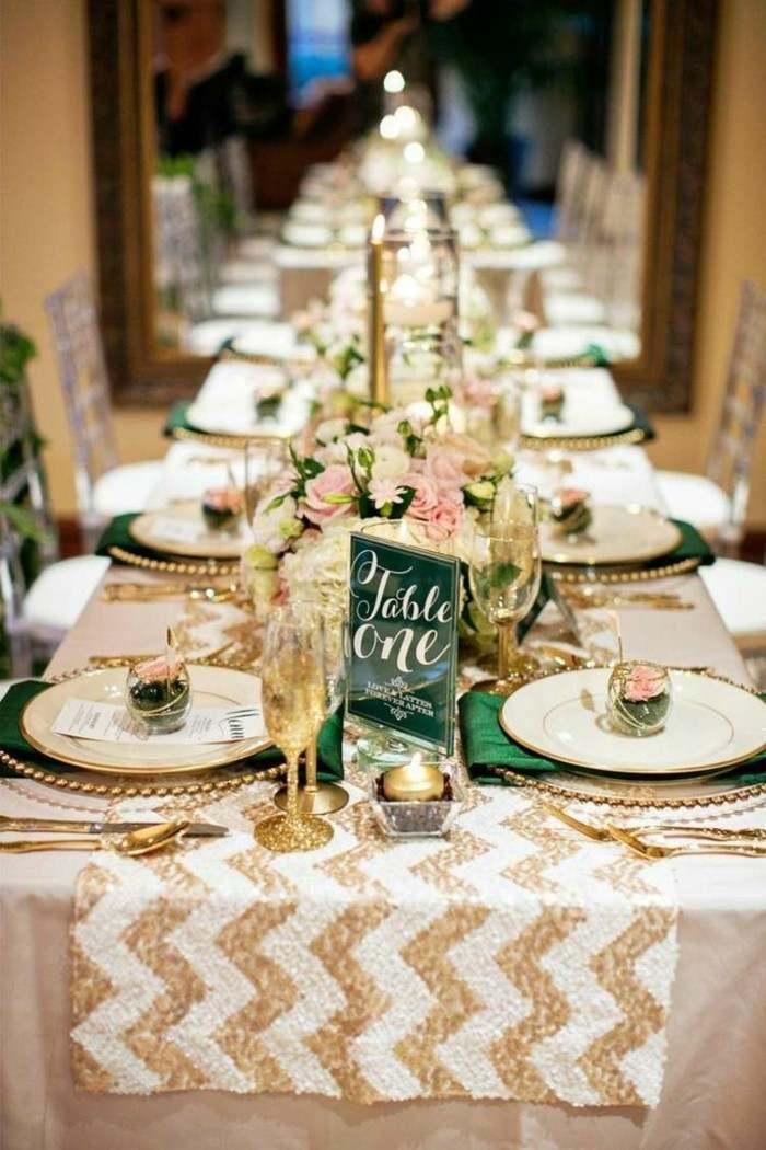 caminos mesa centros mesa para bodas ideas