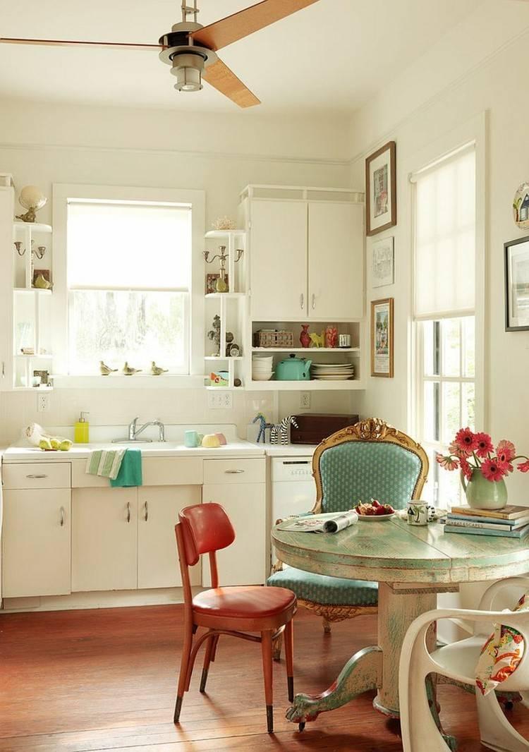 Shabby Chic Cocinas Elegantes Para Personalizar Tu Hogar  # Muebles Costera