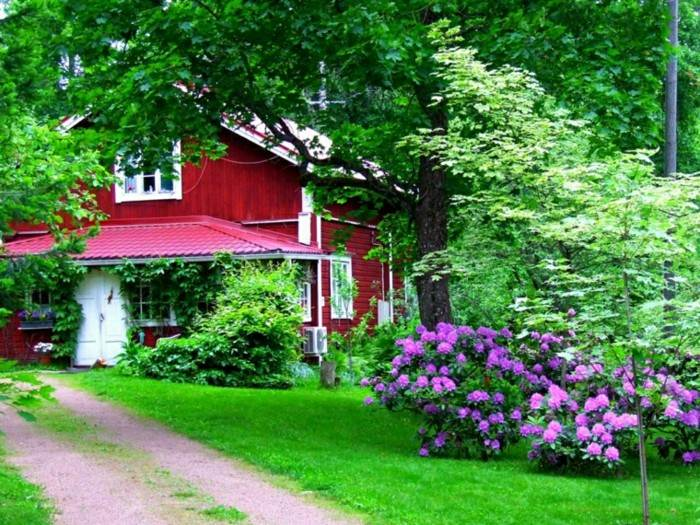 Adornos jardin e ideas originales en 100 im genes for Ideas para el jardin de la casa