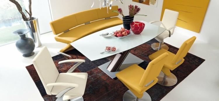 centro de mesa decoracion contemporaneo jarrones