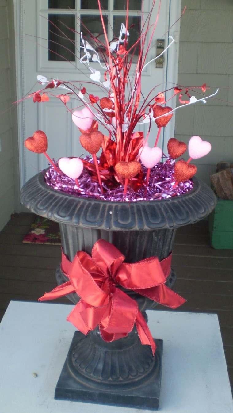 Decoracion san Valentin - ideas que enamoran