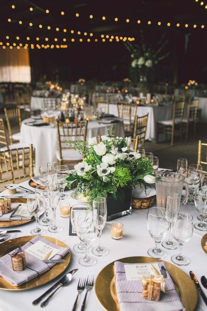 Centros de mesa para bodas 100 ideas maravillosas - Mesas decoradas para bodas ...