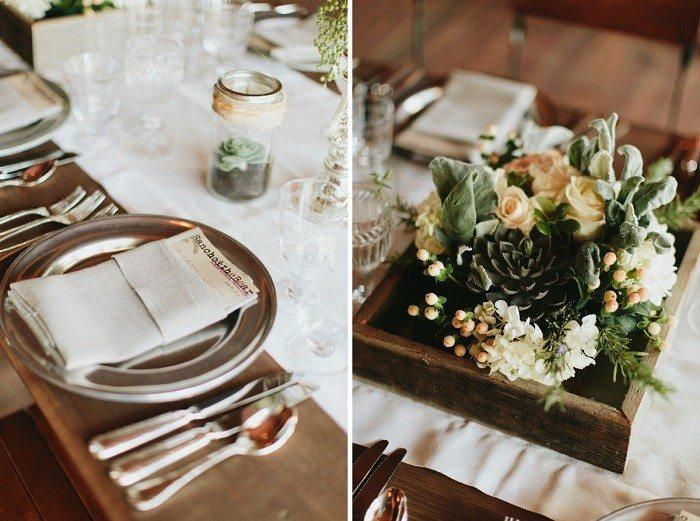 Centros de mesa para bodas 100 ideas maravillosas - Centros para decorar mesas ...