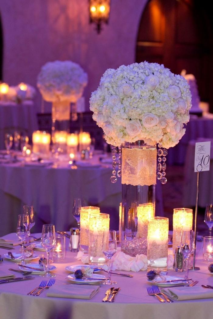 Centros de mesa para bodas 100 ideas maravillosas for Ideas para decorar una boda