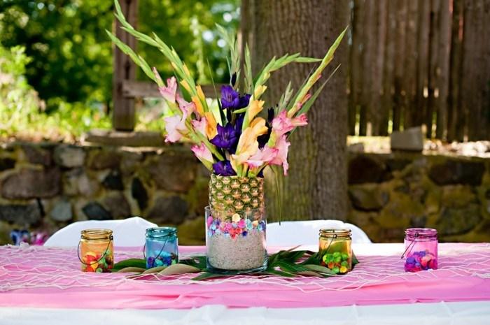 centros de mesa para bodas bodas playeras ideas