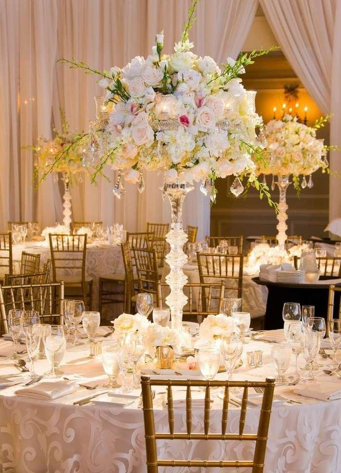 Centros de mesa para bodas 100 ideas maravillosas for Decoracion bodas originales