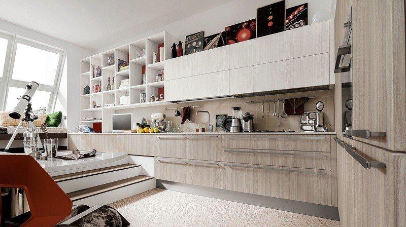 cocina estilo moderno original ideas