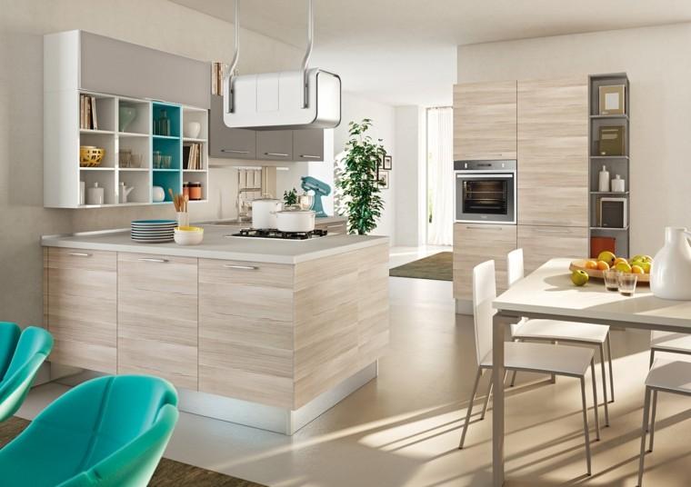 Cocinas modernas completamente equipadas - Muebles de cocina modernas ...