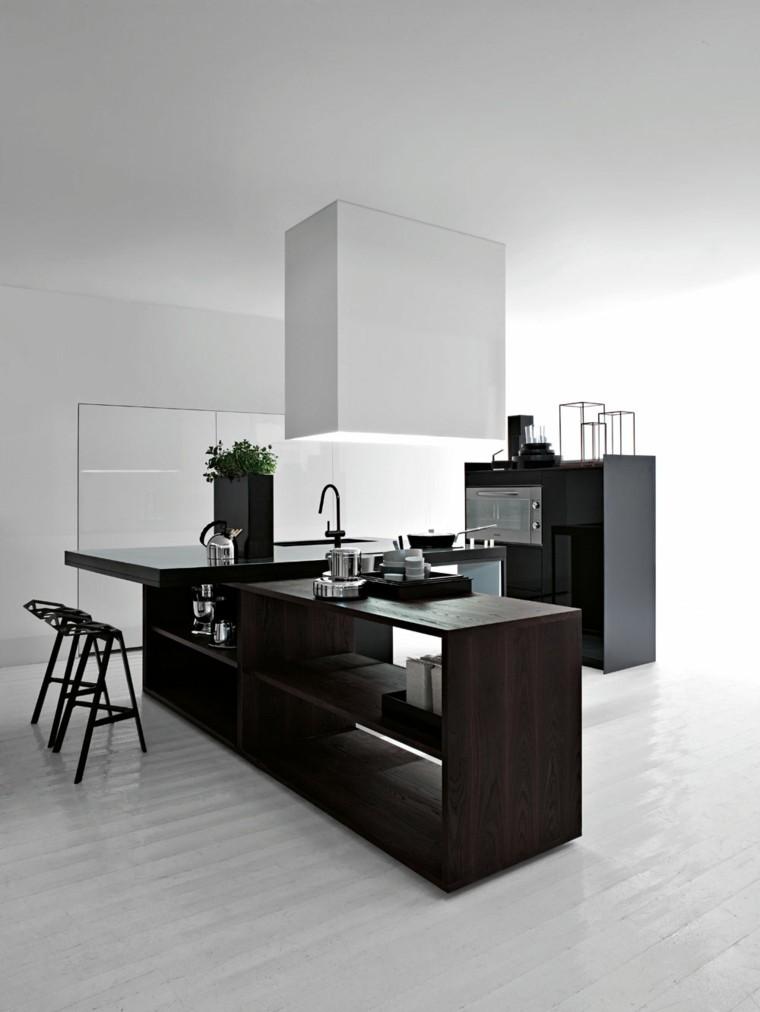 cocina minimalista diseño moderno