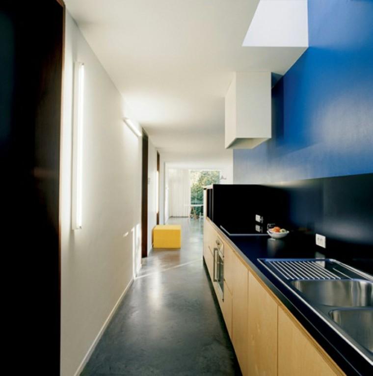 cocina moderna diseño estilo funcional