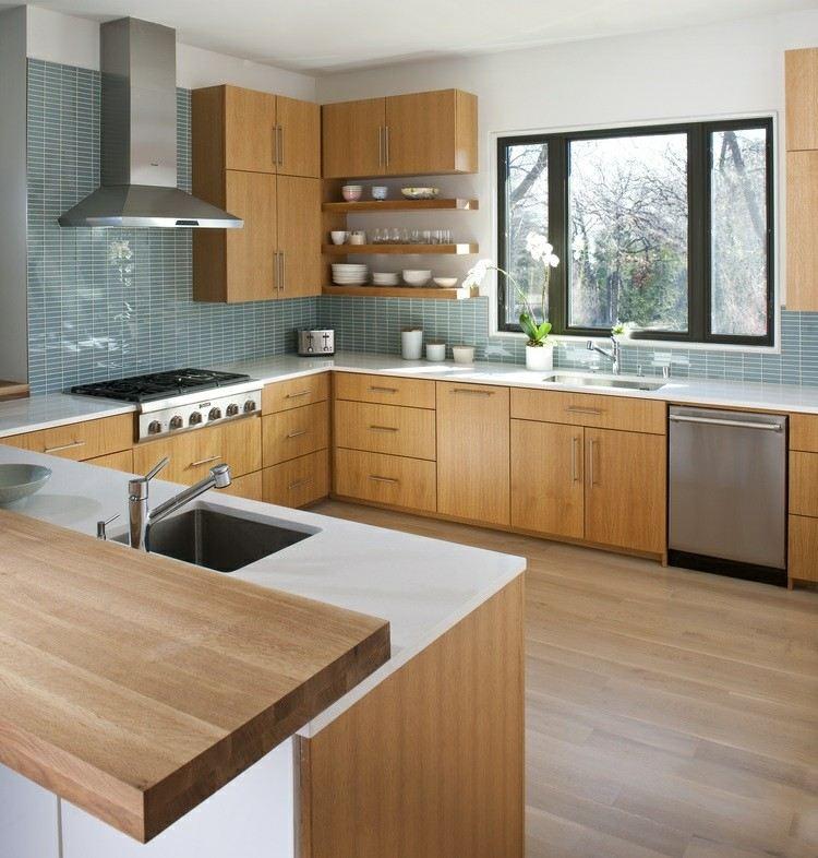 Cocinas con estilo personalidad y clase nicas - Estilos de cocinas ...