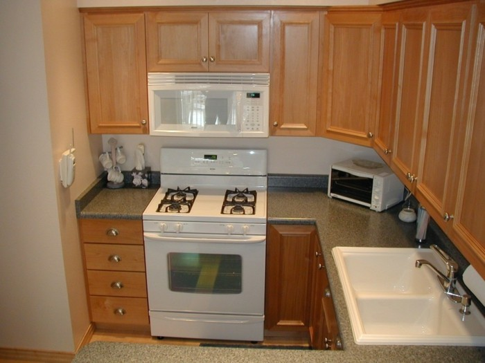 Muebles ideas para cocinas reducidas: ideas de decoración para ...