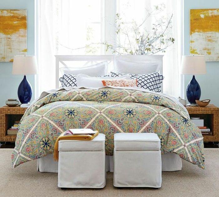 colores claros dormitorio moderno ideas