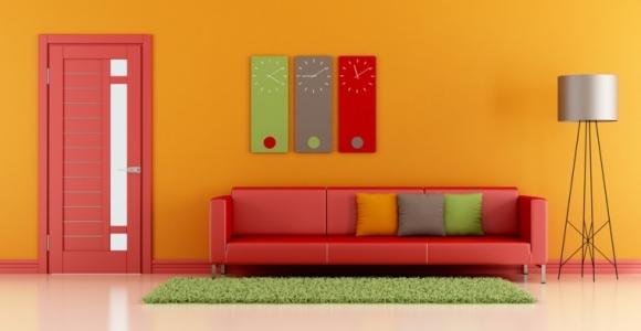 Colores para pintar salon, añadir alegría y animarlo
