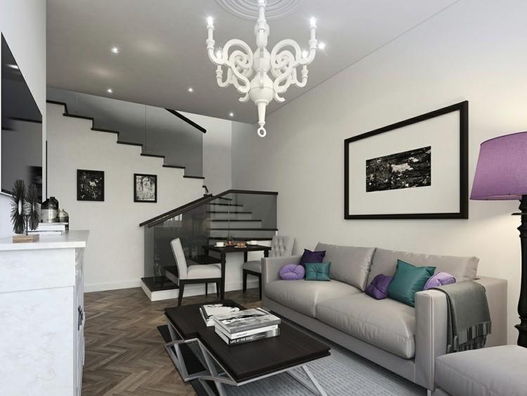 colorido luces diseños plantas muebles