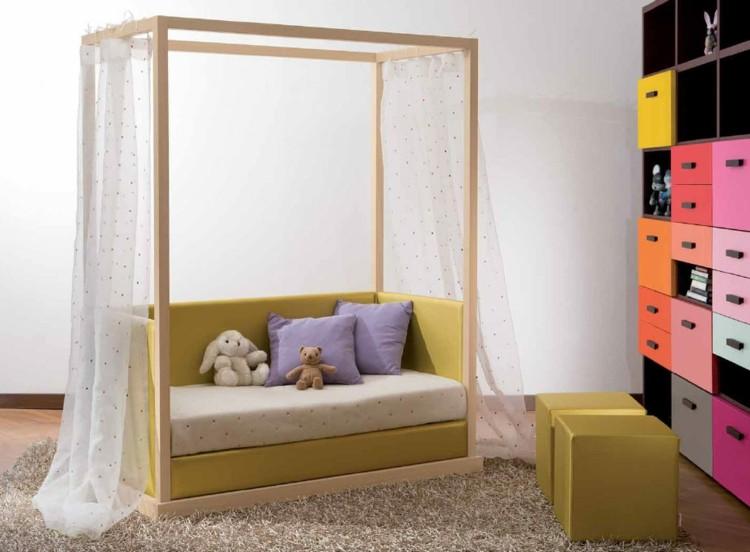 colorido variante infantil ruedas cortinas gaveteros