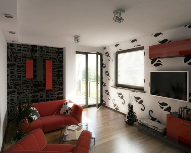 Como decorar un salon pequeño creativamente.