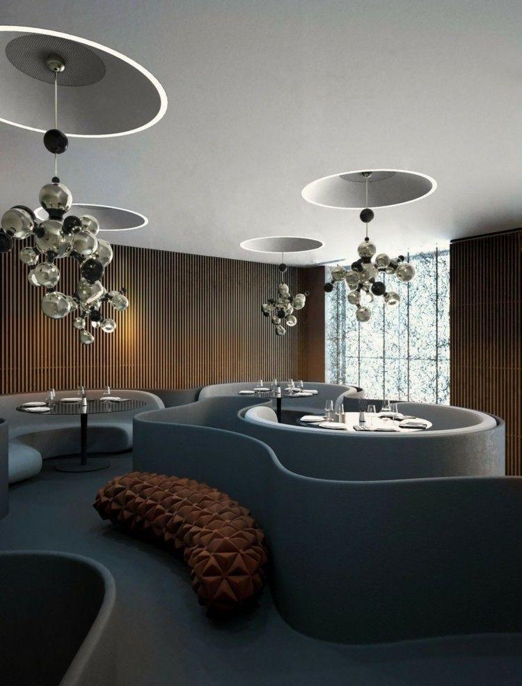 contemporaneo ideas diseño casa esferas