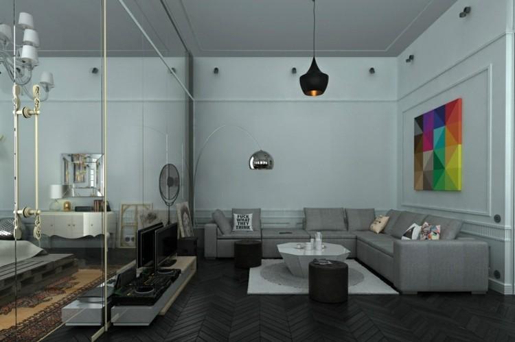 contemporaneo ideas soluciones casa negro