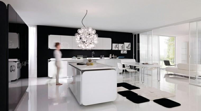 diseño imagenes de cocinas modernas