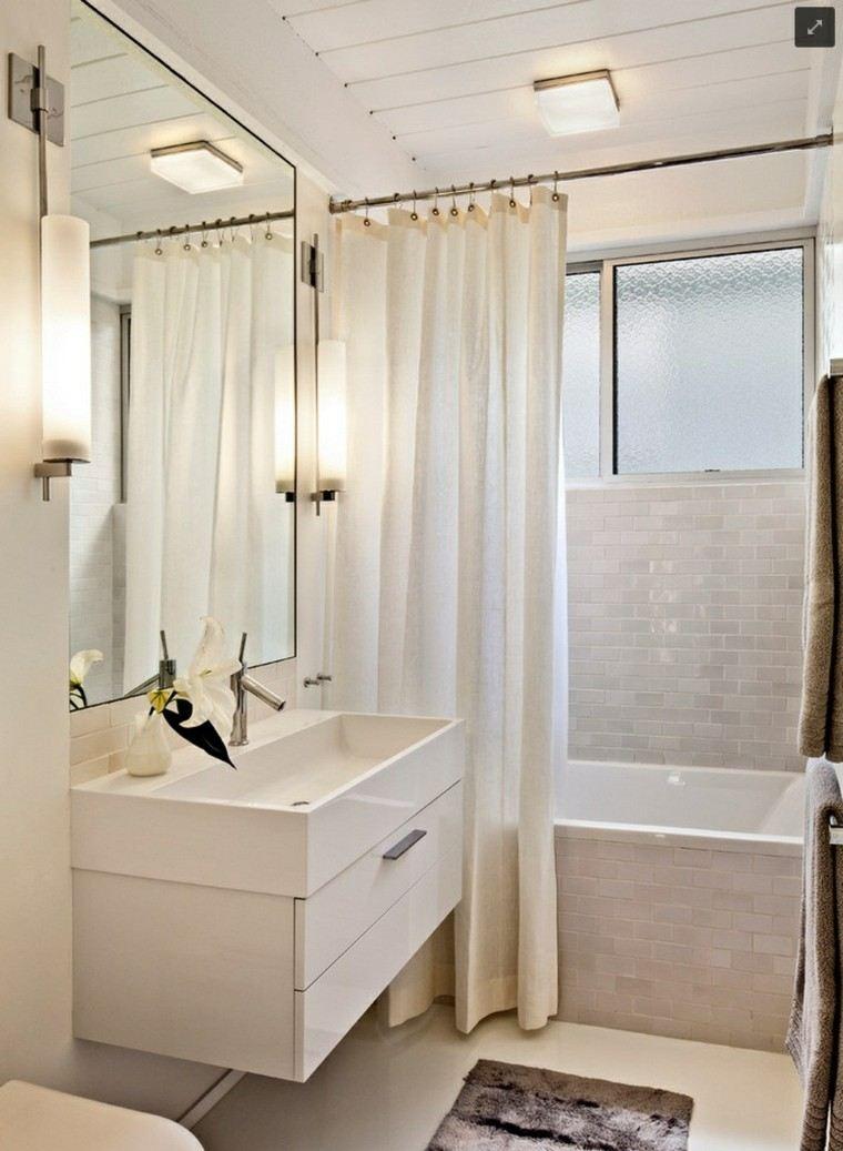 decorar baño colores claros