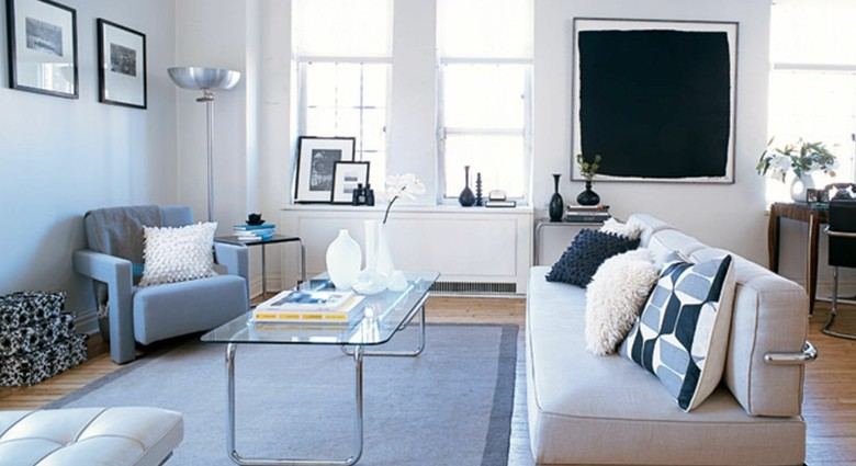 decoracion moderna sala estar