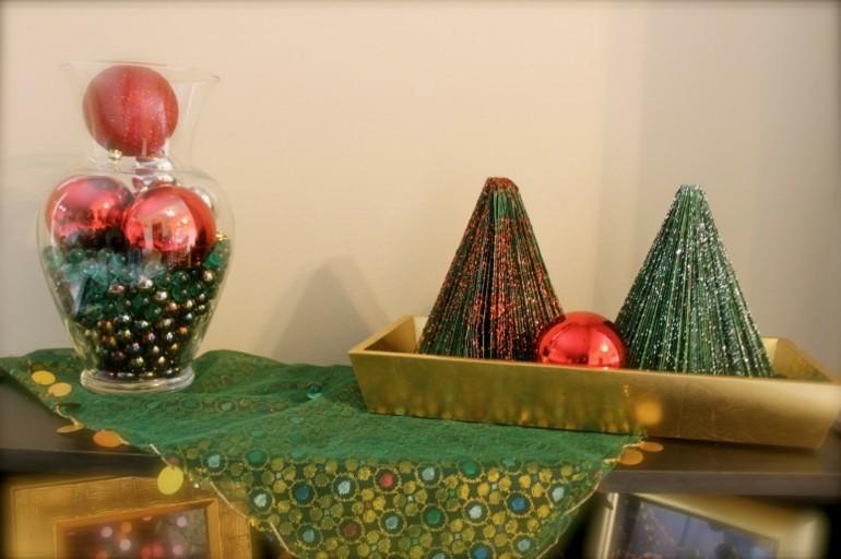 deco originales adornos navidades