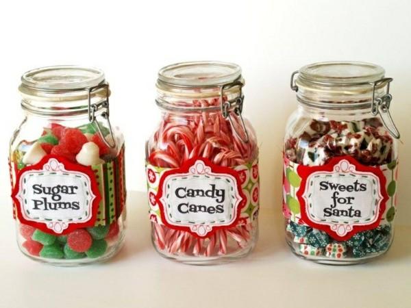 decorar tarros vidrio caramelos
