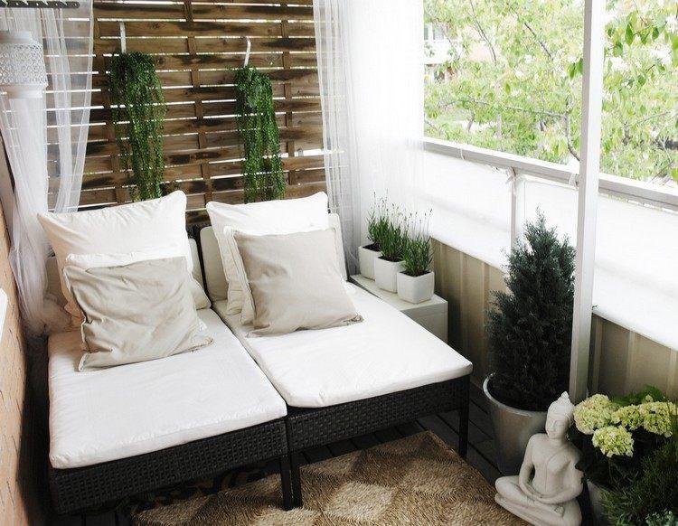 decoracion terraza panel madera