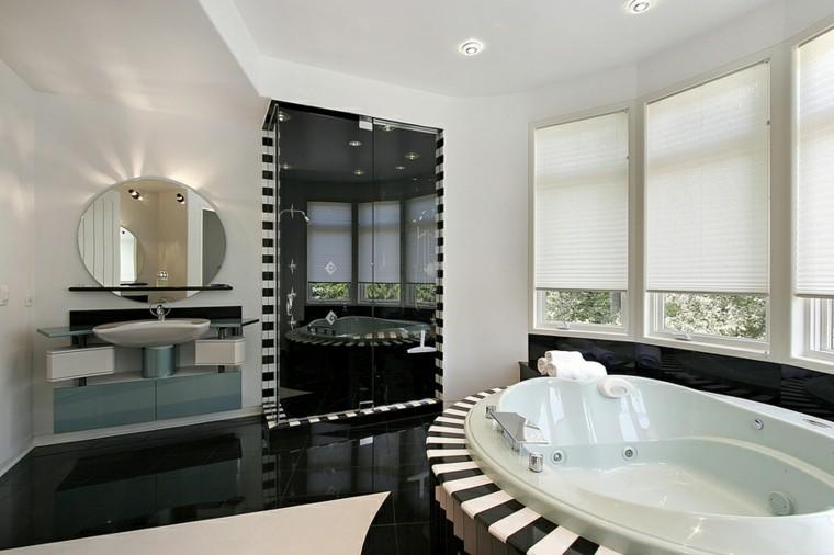 decoracion baño armario negro bonito ideas
