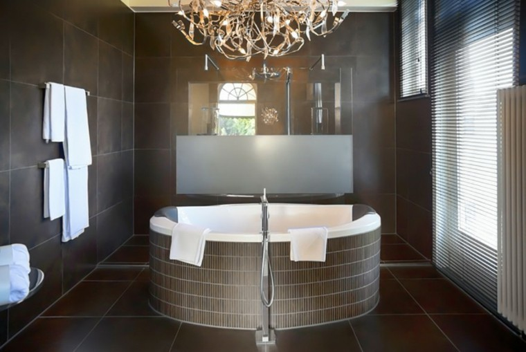 Decoracion Baño Grande:Decoracion baño: 36 diseños con puro estilo -