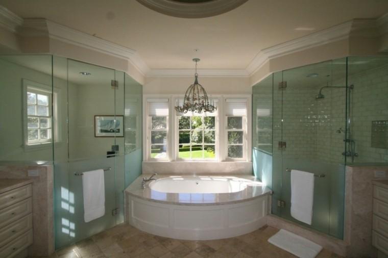 Decoracion Baño Verde:Decoracion baño: 36 diseños con puro estilo -