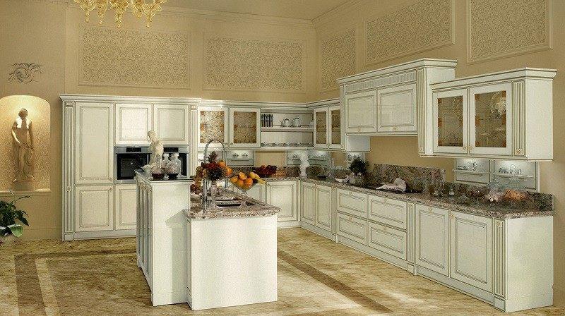 decoracion cocina encimeras granito ideas