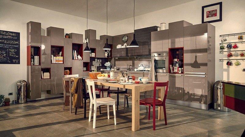 decoracion cocina preciosa colores modernos ideas