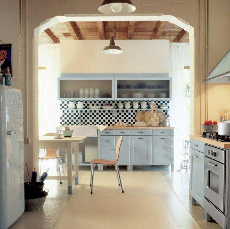 decoracion cocinas diseños detalles cajas maderas