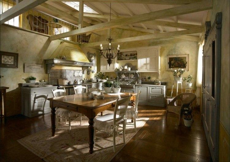 decoracion cocinas diseños detalles calida maderas