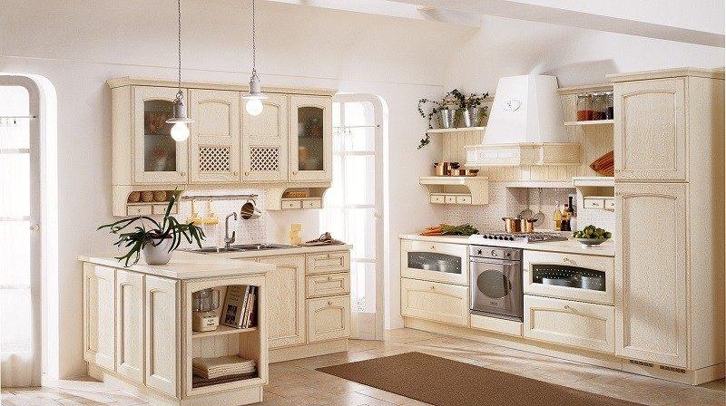 decoracion de cocinas diseno estilo clasico ideas