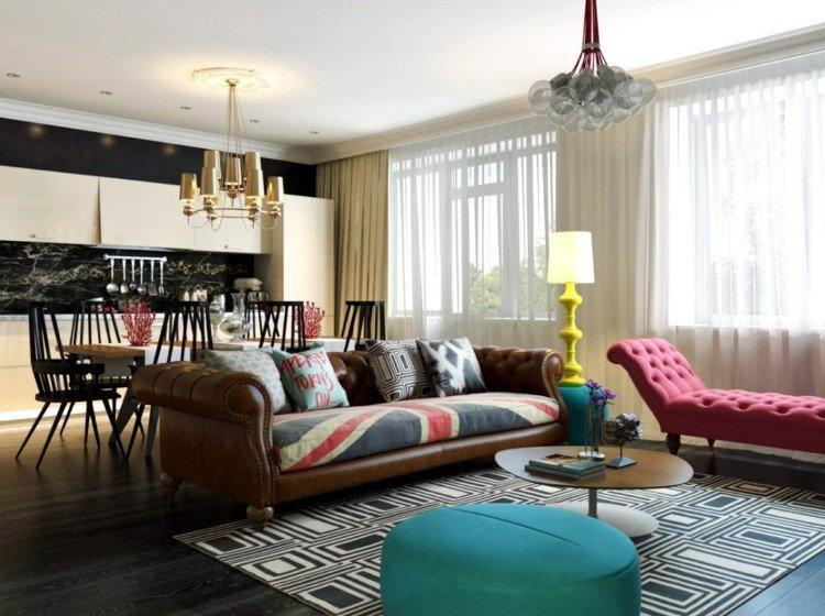 Decoracion de casas para ambientes elegantes de confort.