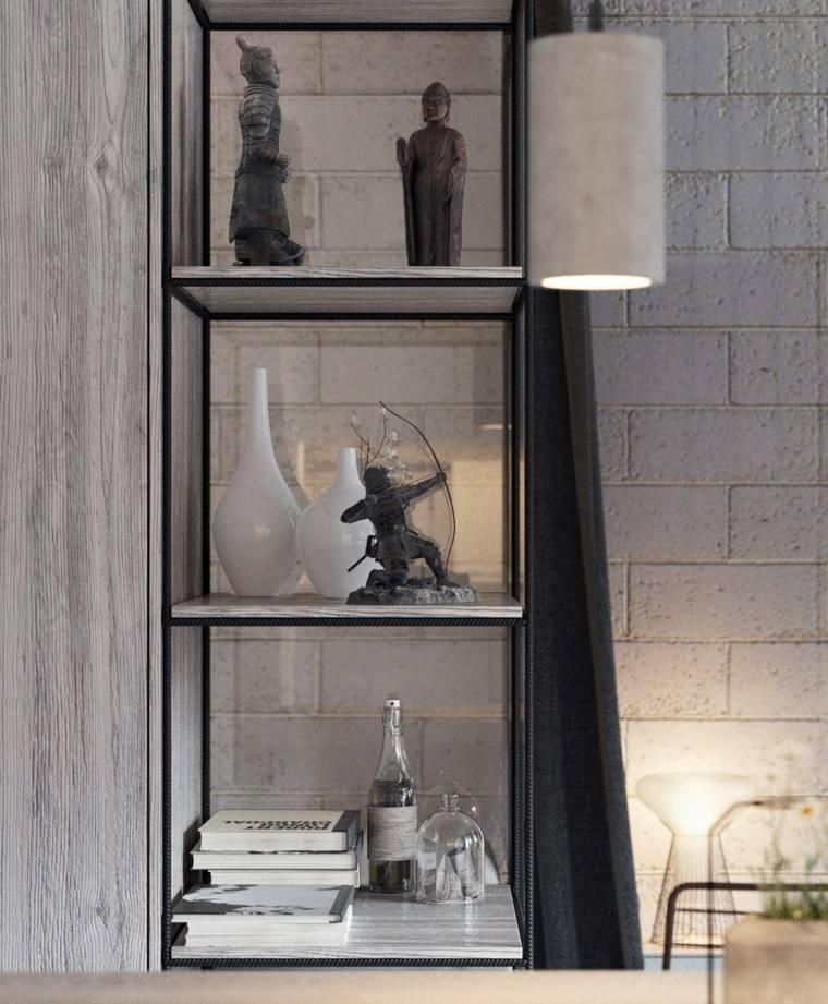decoracion de casas ideas asiatico lamparas