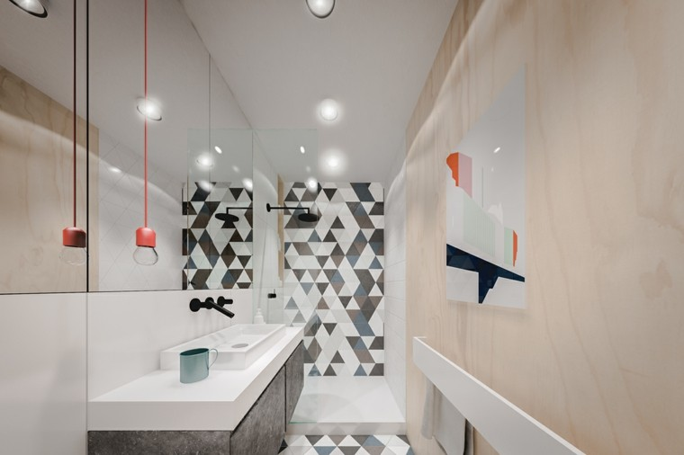 decoracion de casas ideas lamparas led
