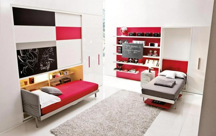 decoracion dormitorios infantiles grises grises