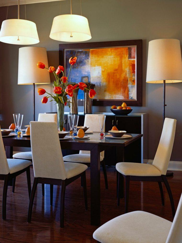 Decoracion interiores 37 ideas de comedores modernos - Ideas de decoracion de interiores ...