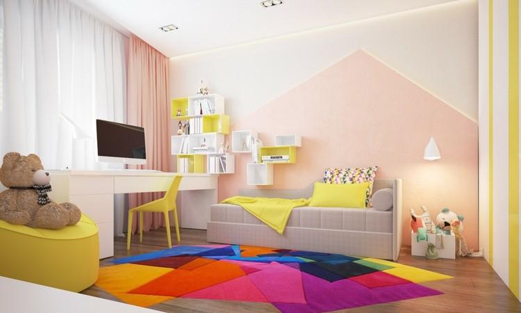 decoracion interiores variantes colorido suelo