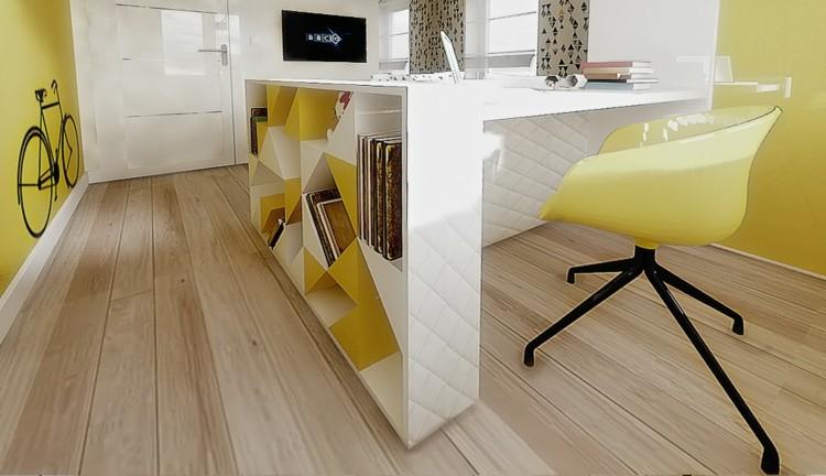 decoracion interiores variantes suelo madera